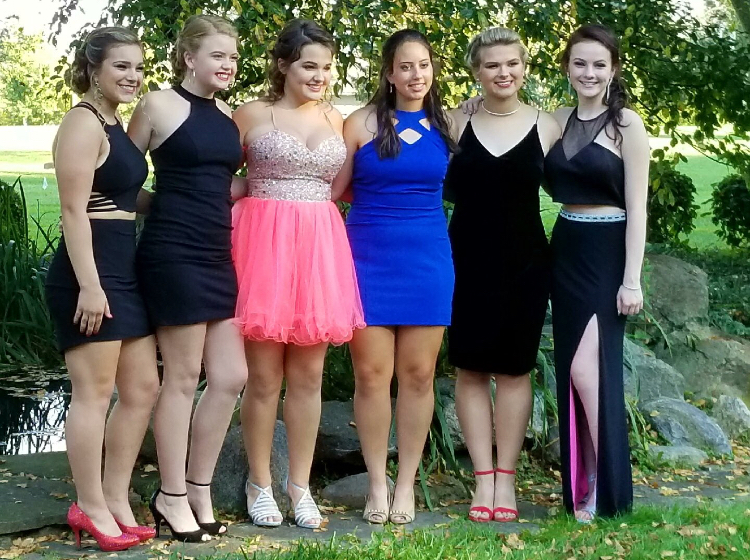 Homecoming Dress Styles