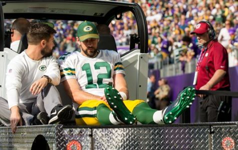 Aaron Rodgers' Injury Poses Questions in Green Bay