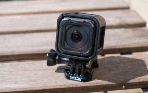 GoPro vs. Smartphone Camera
