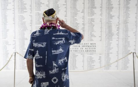 Pearl Harbor 76 Years Later