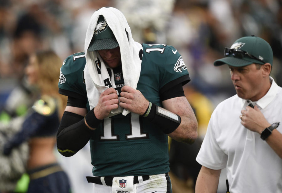 Carson Wentz Out for the Season