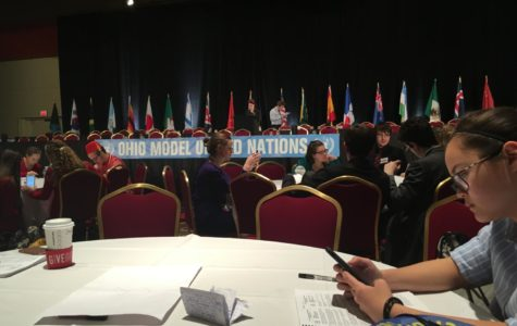Model UN Embarks to Columbus