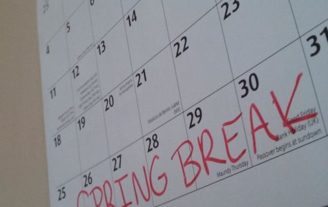 Changes Are Coming to Your Spring Break
