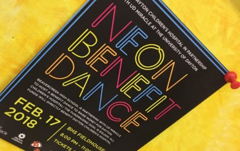 Neon Benefit Dance Cancelled