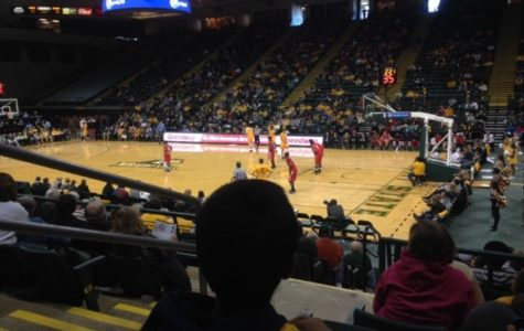 Wright State Basketball Team Sets Sights on the NCAA Tournament