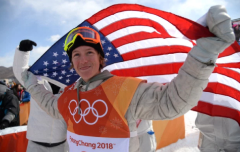 Red Gerard Takes the Gold