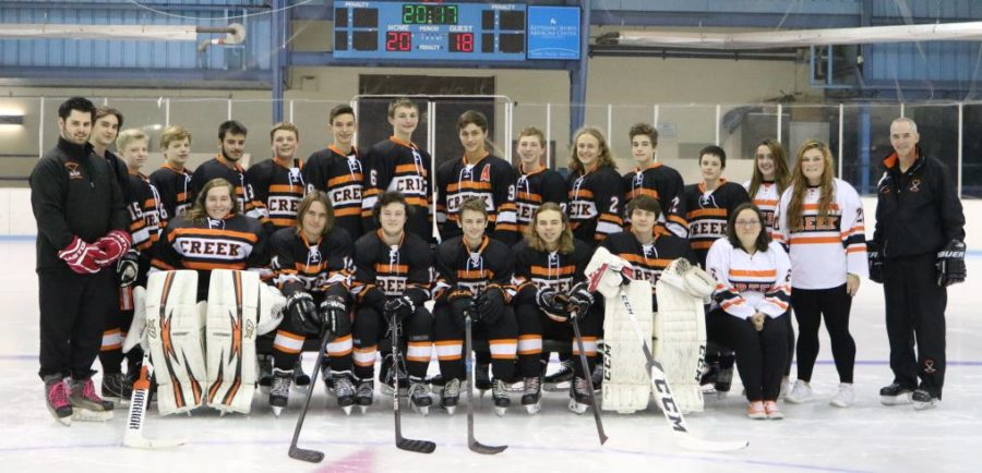 Beavercreek Hockey Season Recap