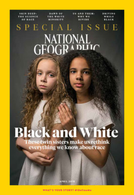 National Geographic Admits to Racism