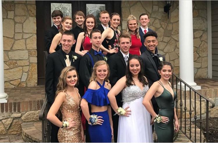 2019 Prom Dress Styles