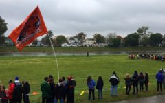 Cross Country Team Competes at OHSAA Regional XC Championships