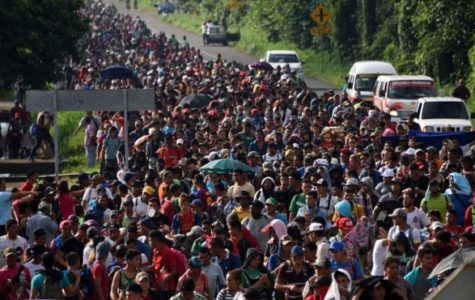 Migrant Caravan is Heading Towards the United States