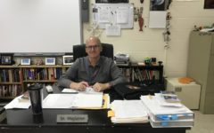 Teacher Feature- Dr. Wegley