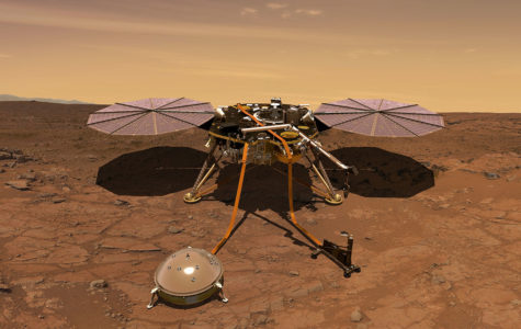 NASA Launches Mars InSight