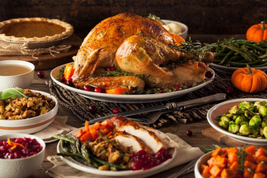Top 5 Thanksgiving Foods