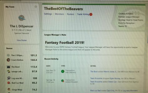 Fantasy Football Excites Sports Watchers