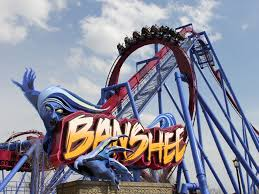 Which Roller Coaster is Best – Banshee