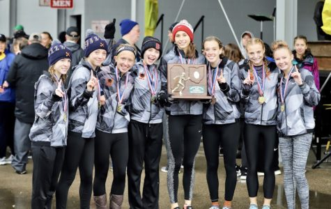 Cross Country Runs to First Place