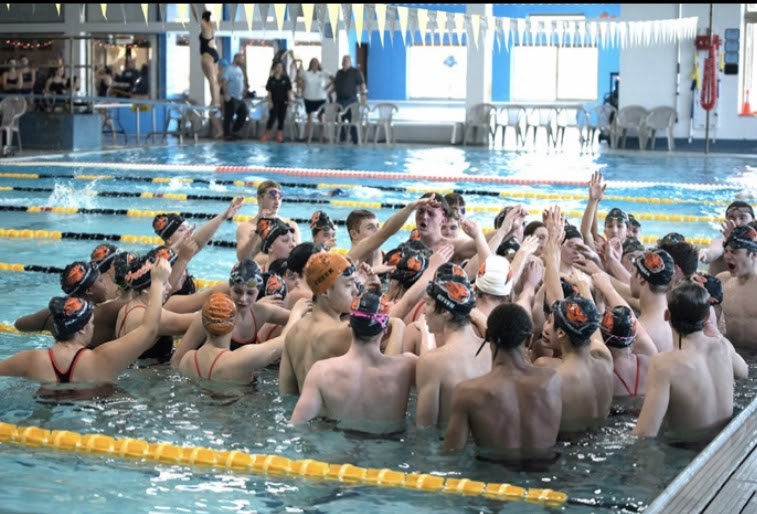 BHS Swim Team: Treading Towards Victory