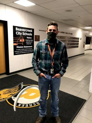 Beavercreek High School Gets New Principals: Mr. Reynolds