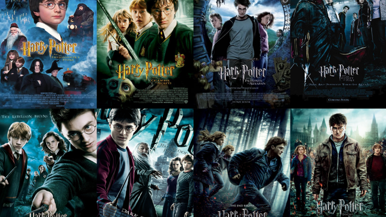 How do the Harry Potter Movies Compare?